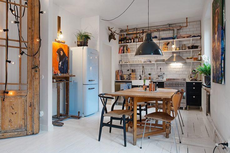 Jak zaaranżować kącik jadalny w małej kuchni?