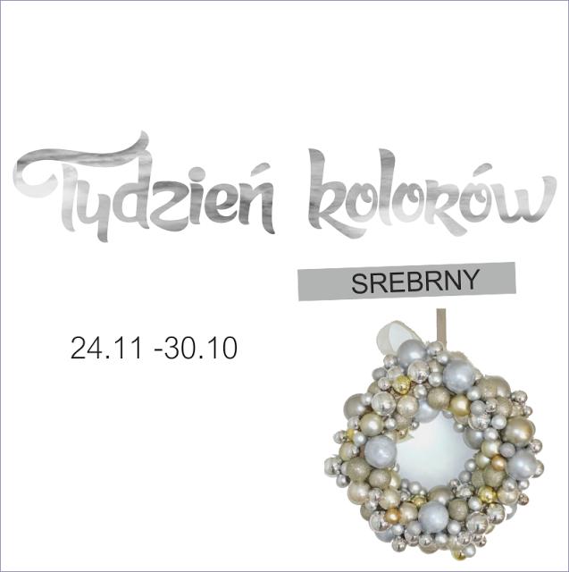 TYDZIEŃ SREBRNY: DIY srebrne ozdoby
