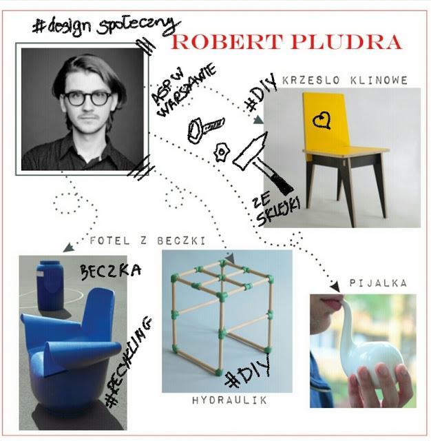 OKIEM NA DESIGN: ROBERT PLUDRA