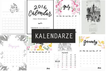 Do siego roku! 16 kalendarzy do pobrania za darmo
