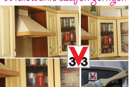PROJEKT KUCHNIA #4: jak zrobić szprosy (szczeblinę, czyli listę dzielącą okno) w szafkach kuchennych