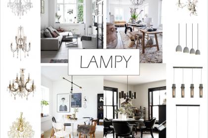 TRENDY: Lampy na wiele żarówek