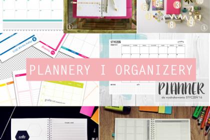 DIY 15 plannerów do wydrukowania + naklejki