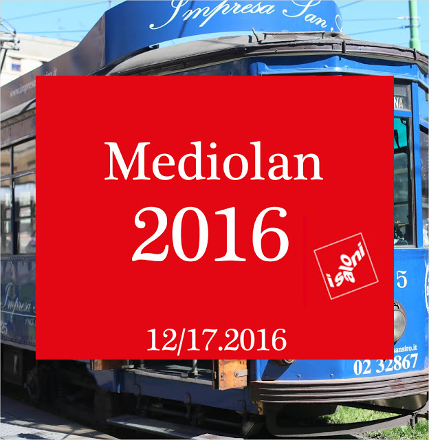 MEDIOLAN 2016 dzień 2 - POCZUJ DESIGN