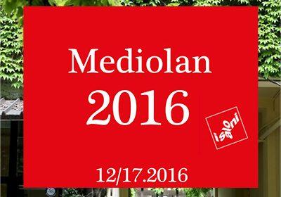 MEDIOLAN 2016 - trendy kolorystyczne 2016/2017