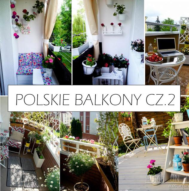 AKCJA BALKON: Jak wygladają nasze balkony i tarasy?