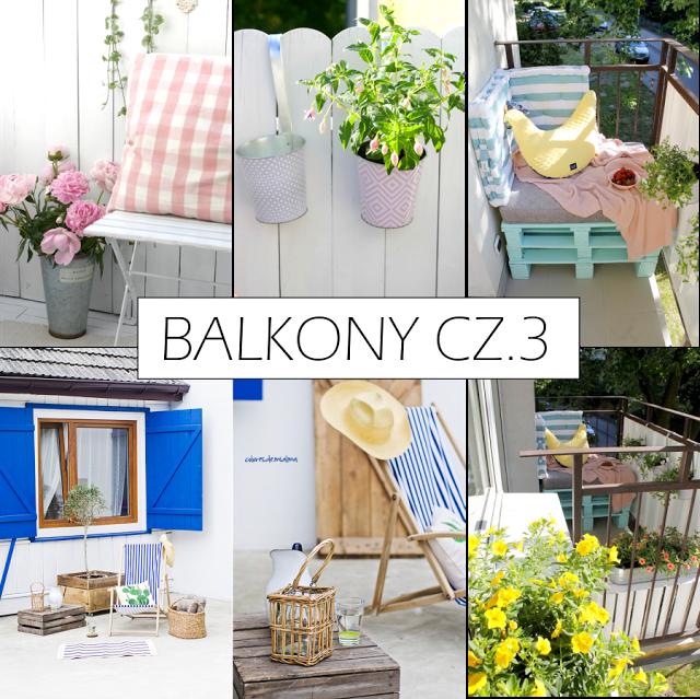 AKCJA BALKON: Balkony rozkwitły - 10 najbardziej kolorowych cz.3