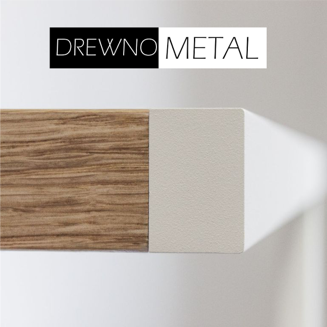 TRENDY: Jak oswoić meble z metalu i drewna