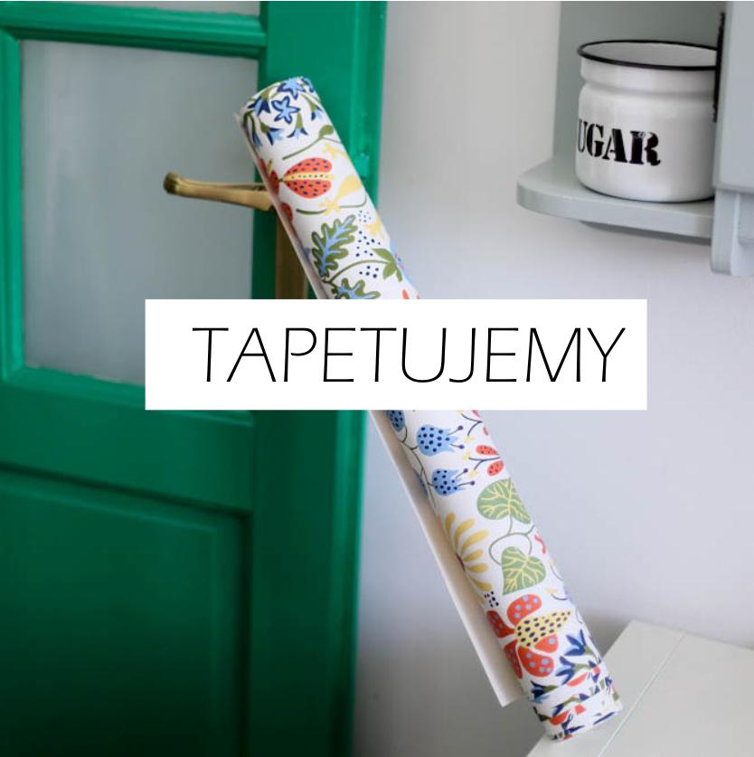 Jak kłaść tapetę na krzywej ścianie? (zaułek ziołowy II)