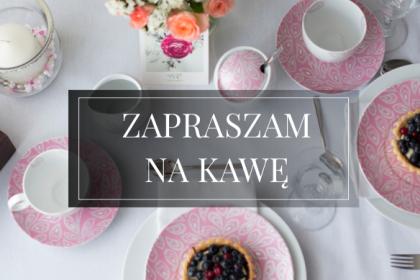 ŚLUBNE DEKORACJE: Deser w różowej poświacie