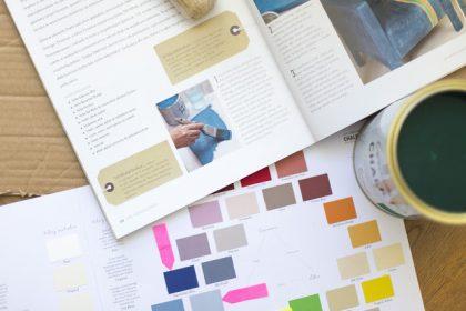 Czy każde meble można przerobić? #2 -  Malowanie tkanin i eko skóry