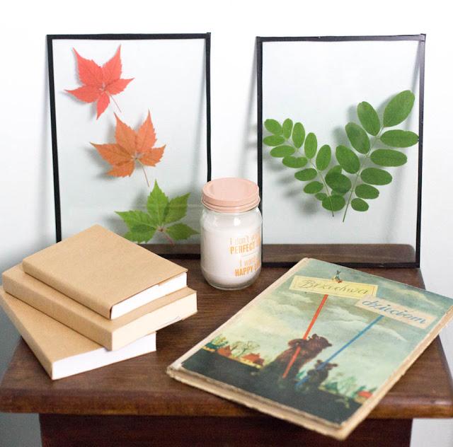 LETNI POKÓJ DZIECIĘCY #5: dodatki do wnętrza + jesienne DIY