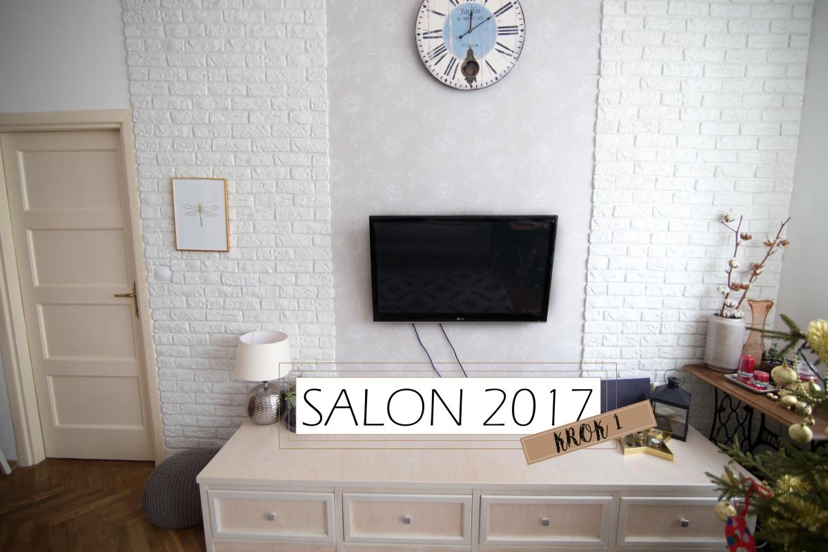 Salon krok 1: Drzwi. Dlaczego boimy się ciemnych kolorów?