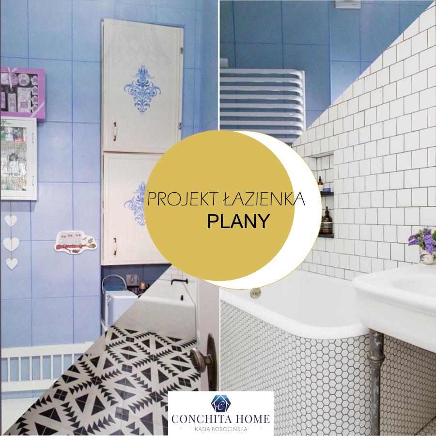 Projekt łazienka 1 Plany Conchitahomepl