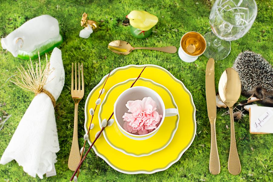Wielkanocny stół!