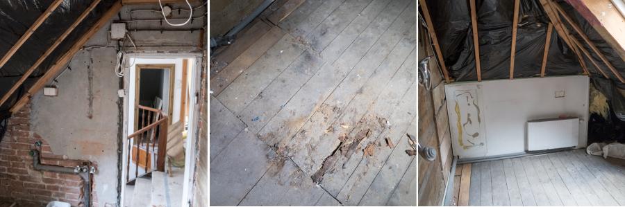 koszty remontu starego domu