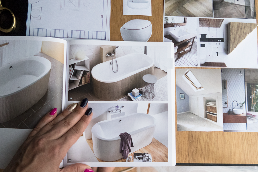 Stary Dom Jak Projektować łazienkę Ze Skosem Czyli Jak
