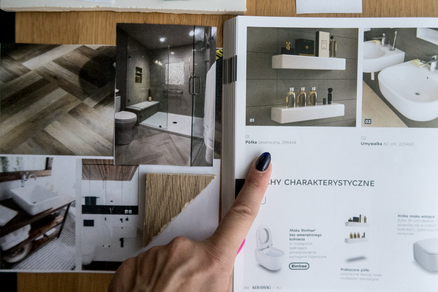 Jak projektować łazienkę ze skosem
