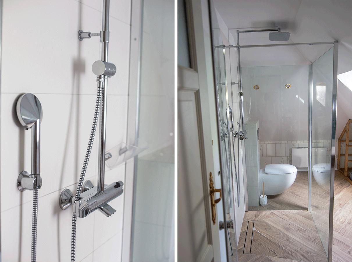 Na co zwracać uwagę wybierając baterię pod prysznic?