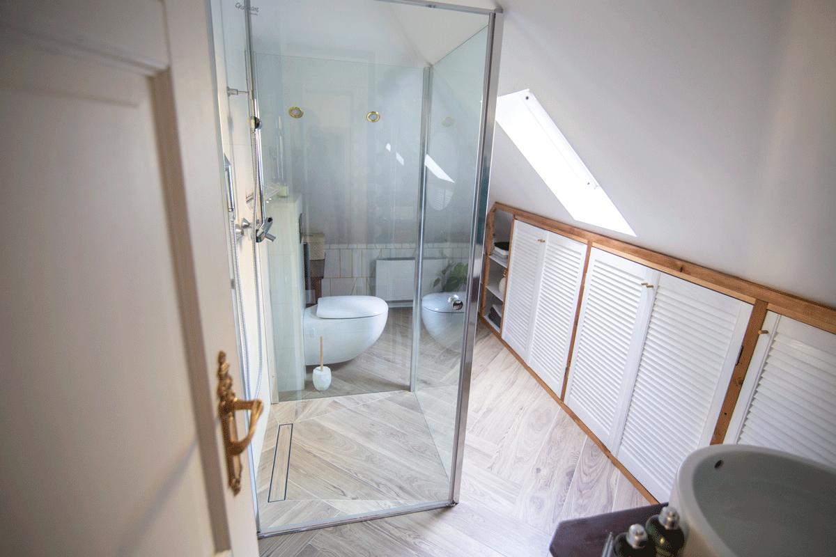 Stary Dom łazienka Ze Skosem Finał Conchitahomepl