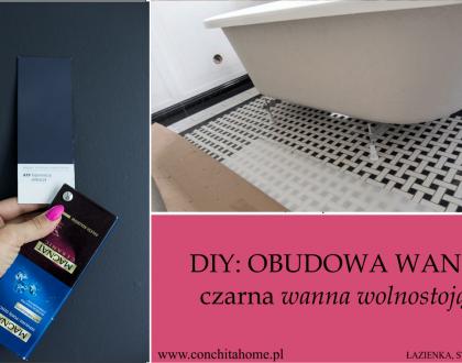STARY DOM: OBUDOWA WANNY DIY