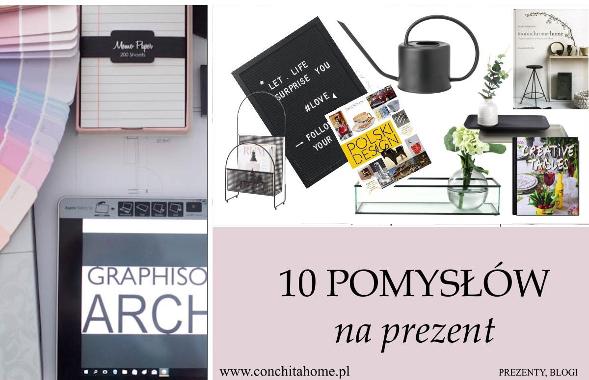 10 pomysłów na prezent dla pasjonata wnętrz (49 propozycji)
