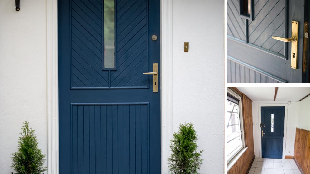 Jak odnowić samodzielnie stare drzwi?