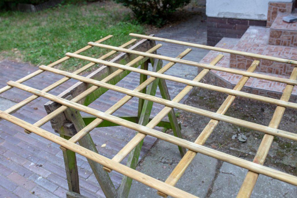 jak zrobić pergolę ogrodową?