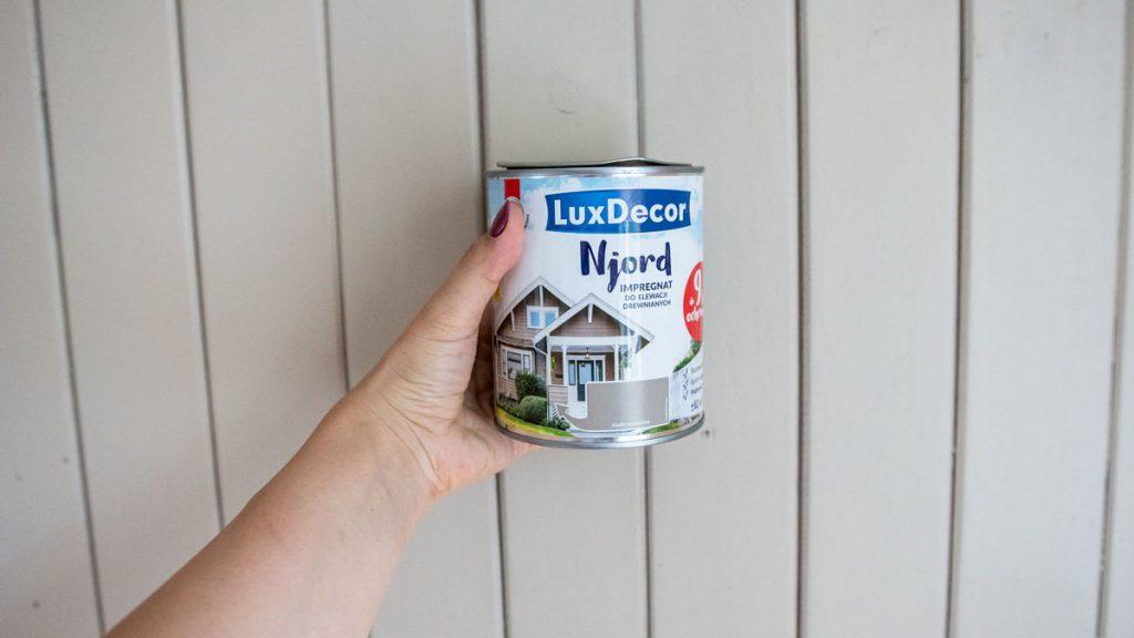 jak pomalować boazerię