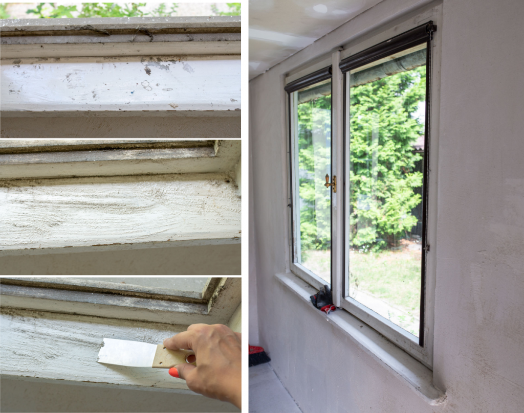 Jak odnowić stare okna