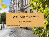W STARYM DOMU: APARTAMENT W KAMIENICY