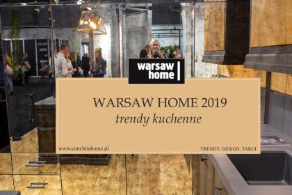 TRENDY KUCHENNE Z WARSAW HOME