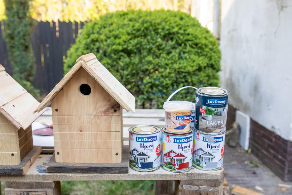 Jak zbudować budki lęgowe dla ptaków?