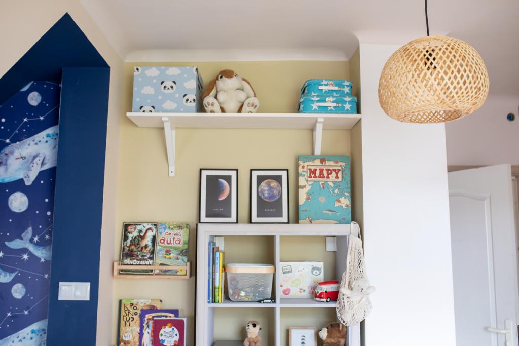 Jak ogarnąć przechowywanie w pokoju dziecięcym?