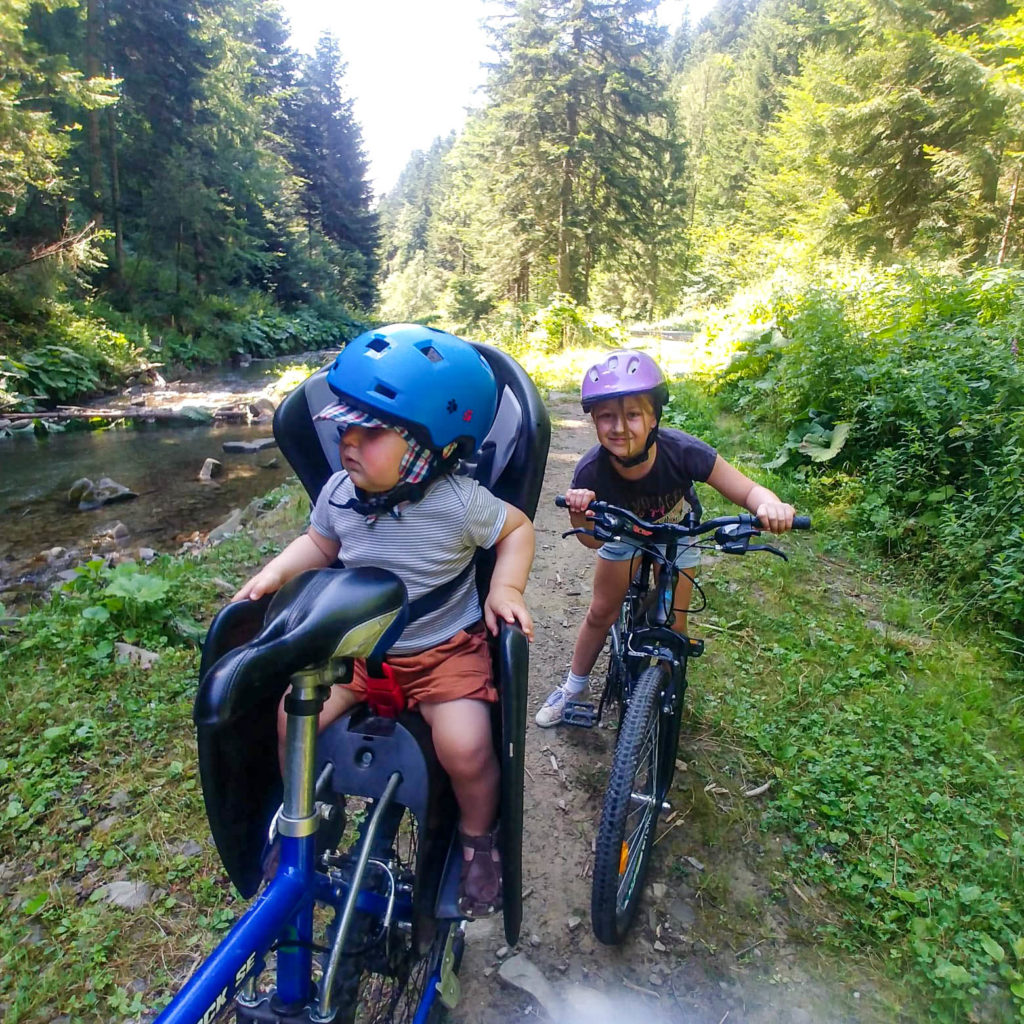 Co zrobić z dziećmi w górach