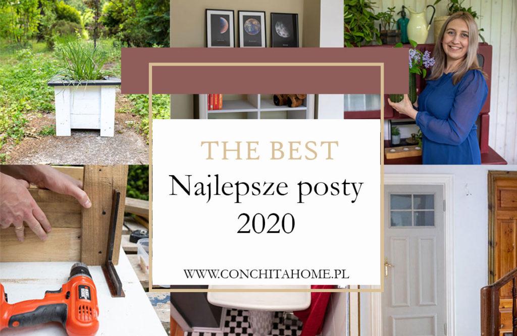 Najlepsze posty DIY 2020